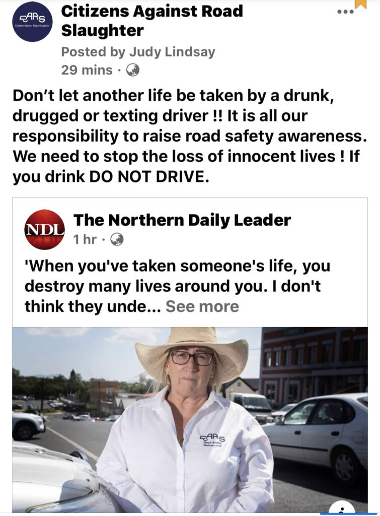 Raising Road Safety Awareness in NSW