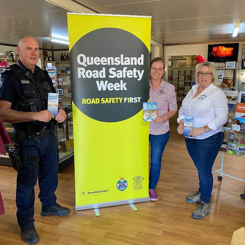 Windorah Qld Road Safety Week
