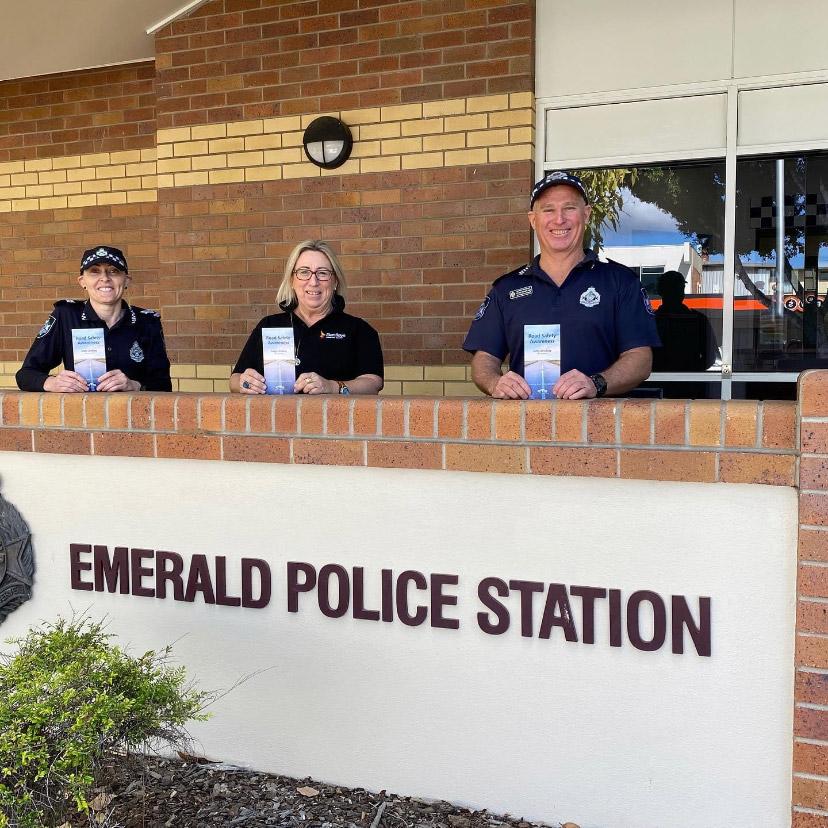 Emerald Qld Road Safety Week